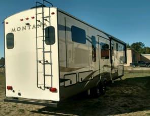 Keystone Montana 3791RD