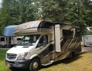 Forest River RV Mercedes Forester