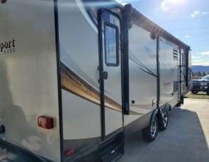 Keystone RV Passport 29BH Elite