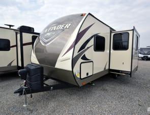 Funfinder Cruiser RV Fun Finder Extreme Lite FF 23 BH