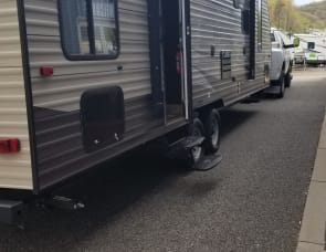 Forest River RV Cherokee Grey Wolf 26CKSE