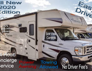 NEW Exclusive Coachmen Freelander 21 Crossover low profile sleeps 6