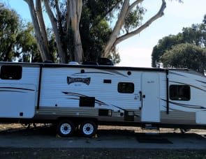 Forest River RV Wildwood X-Lite 190RBXL