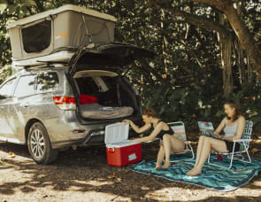 Palomino Tent Campers 12STSB