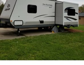 Jayco 23rlsw feather slx