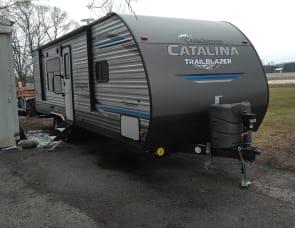 coachman catalina trailblazer