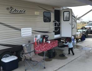 Shasta RVs Oasis 30QB