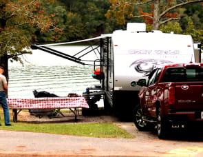 Forest River RV Cherokee Grey Wolf 23MK