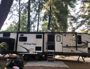 Forest River RV Heritage Glen LTZ 300BH