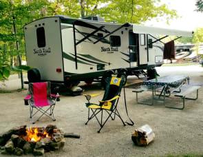 Heartland/ 22FBS North Trail Caliber Edition