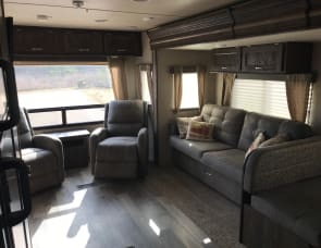 Forest River RV Vibe Extreme Lite 277RLS
