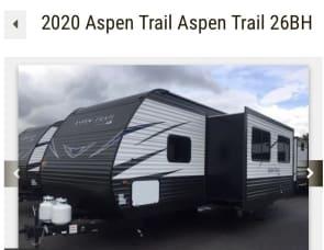 Dutchmen RV Aspen Trail LE 26BH