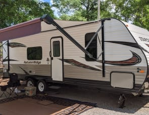 Starcraft Autumn Ridge Outfitter 26BH