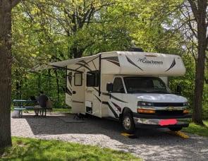 Coachmen RV Freelander 26DS Chevy 4500