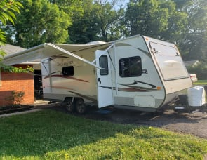 Jayco Jay Feather Ultra Lite X23B