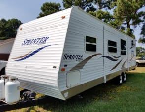 Keystone RV Sprinter 303bhs
