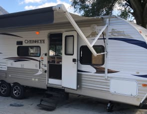 Forest River RV Cherokee 274BH
