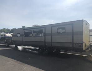 Forest River RV Wildwood 36BHDS