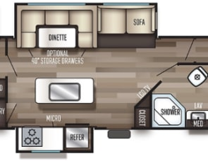 Forest River RV Cherokee 304BH