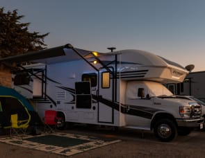 ENTEGRA ODYSSEY 26D!!! FULLY LOADED!!! BRAND NEW!!!! GLAMPING AT IT'S BEST!!!