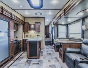 keystone sprinter fifth wheel