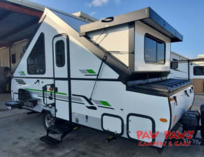 Forest River RV Rockwood Hard Side High Wall Series A223HW
