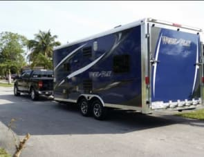 Forest River RV Work and Play 21VFB