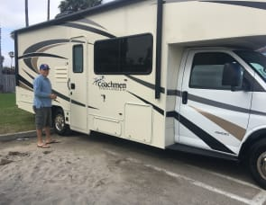 Coachmen RV Freelander 26RS Chevy 4500