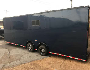 26' Car Toy Hauler with full bath