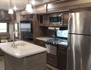 Highland Ridge RV Open Range Roamer RT323RLS