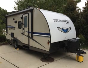 Gulf Stream RV Gulf Breeze Ultra Lite 18RBD