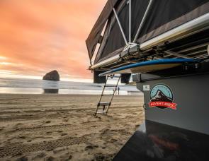 Manley 2018 Adventure Tent Trailer