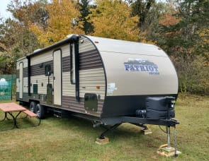 Forest River RV Patriot Edition 26BH