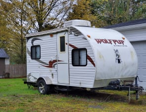 Forest River RV Cherokee Wolf Pup 16P
