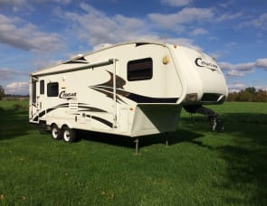 Keystone RV Cougar 276RLS
