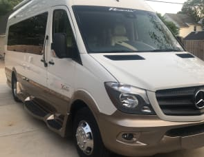 Mercedes-Benz REGENCY XALTA 4 TB
