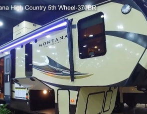 Keystone Montana High Country 5th Wheel