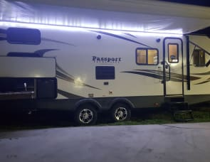 Keystone RV Passport 2670BH Grand Touring