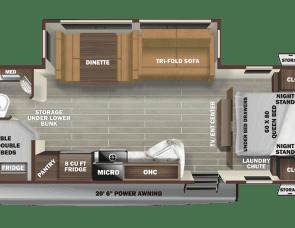 Starcraft Super Lite 261BH