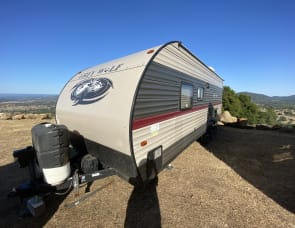 Forest River RV Cherokee Grey Wolf 22MKSE