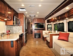 Holiday Rambler Vacationer 37 BH (bunkhouse model with 1.5 baths)