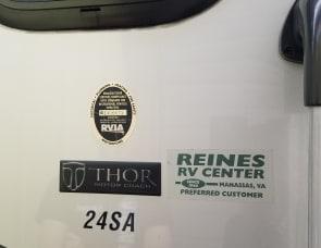 Thor Motor Coach Four Winds Siesta Sprinter 24SR