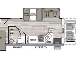 Forest River RV Dynamax Isata 5 36 DS