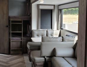 Forest River RV Wildwood 260RT