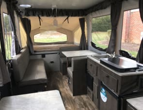 Forest River RV Rockwood Freedom Series 2280