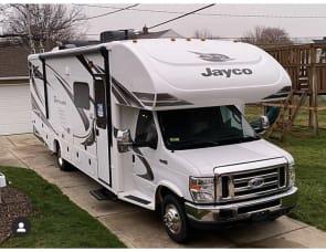 Jayco Greyhawk 29MV