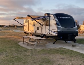 Keystone RV Passport 3400QD GT Series