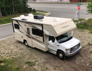 Winnebago Itasca Spirit 26b