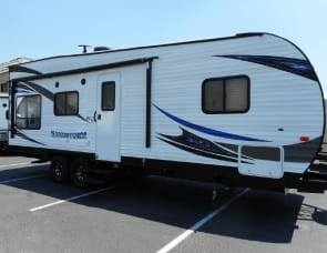 Forest River RV Sandstorm T210SLC