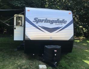 Keystone springdale 3030bh